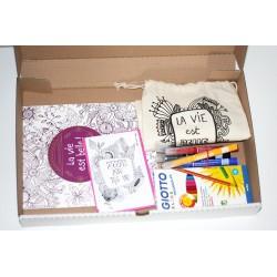 BOX 'La vie est belle'