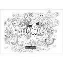 Coloriage Halloween a télécharger