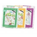 Pack 3 coloriages géants - Collection Addition