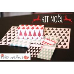 Kit Noël printable